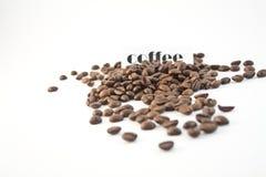 Bonen van de koffie 5 Stock Foto's