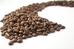 Bonen van de koffie 8 Royalty-vrije Stock Fotografie