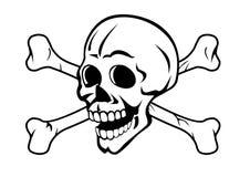 bones череп Стоковое Изображение
