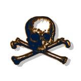 Bones & Skull Stock Image
