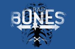 Bones Royalty Free Stock Photography