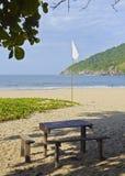 Bonete on Ilhabela Island, Brazil Royalty Free Stock Photography