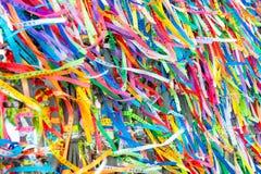 Bonfim Ribbons Stock Image