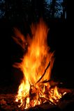 Bonfire 1 Royalty Free Stock Photography