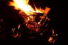 bonfire fotografia de stock