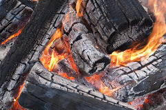 Bonfire Royalty Free Stock Photography