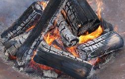 Bonfire Royalty Free Stock Photo