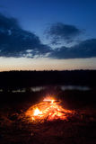 Bonfire. Stock Image