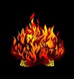 Bonfire Royalty Free Stock Image