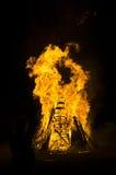 The Bonfire Royalty Free Stock Photography