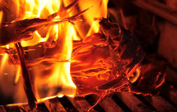 Bonfire Royalty Free Stock Images