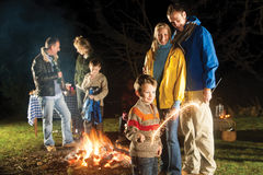Bonfire Night Royalty Free Stock Image