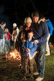 Bonfire Night Stock Photography
