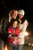 Bonfire Night Stock Photo
