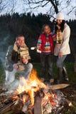 Bonfire Night Royalty Free Stock Images