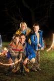 Bonfire Night Royalty Free Stock Photo
