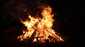 Bonfire Photo Royalty Free Stock Images