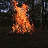 Bonfire Stock Photography