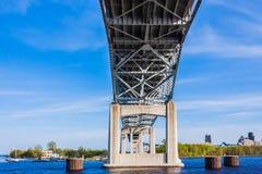Blatnik Bridge Stock Photography