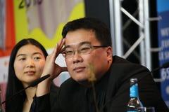 Bong Joon-ho Royalty Free Stock Image