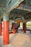 Bongeunsa Boeddhistische Tempel in Seoel, Zuid-Korea royalty-vrije stock afbeelding