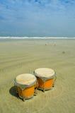 bongo παραλιών Στοκ φωτογραφία με δικαίωμα ελεύθερης χρήσης