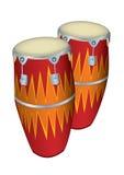 bongo Obraz Royalty Free