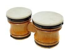 bongo bębeny Zdjęcie Stock