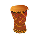 Bongo Drum Royalty Free Stock Photo