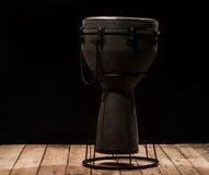 Bongo musical de tambour d'instrument de percussion images stock