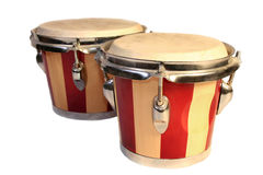Bongos Royalty Free Stock Photography