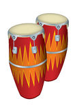 Bongos Royalty Free Stock Image