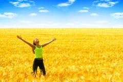 Bonheur Photographie stock libre de droits