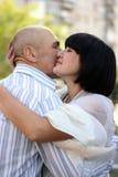 Bonheur de l'amour Photo libre de droits