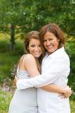 Bonheur du jour de mère Image stock