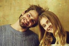Bonheur, sentiment et émotions, amitié et relation, histoires d'amour photos stock