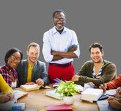 Bonheur Team Concept d'unité de la Communauté de personnes Photos libres de droits
