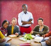 Bonheur Team Concept d'unité de la Communauté de personnes Photographie stock
