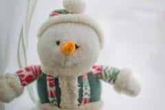 Bonhomme de neige mou Images stock