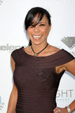 Boni Yanagisawa. LOS ANGELES - OCT 16: Boni Yanagisawa arriving at the 2011 Stuntwomen Awards at the Skirball Cultural Center on October 16, 2011 in Los Angeles stock photo
