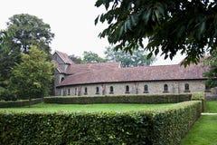 Boniface kapel in Dokkum, Nederland royalty-vrije stock fotografie