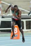 Boniface Ontuga Mweresa of Kenya Stock Photo