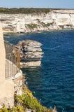 Bonifacio,可西嘉岛, Corse,南科西嘉,南,法国,欧洲,海岛 库存照片