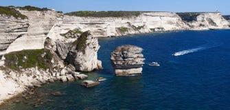 Bonifacio, Κορσική, Κορσική, Corse-du-sud, νότος, Γαλλία, Ευρώπη, νησί Στοκ Εικόνες