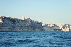 Bonifacio, Корсика, Франция Стоковые Фото