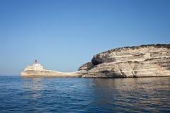 Bonifacio, Корсика, Франция Стоковое Фото