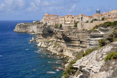 Bonifacio, Córcega, Francia Fotografía de archivo libre de regalías