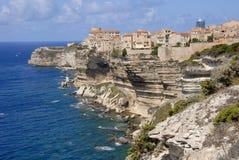 Bonifacio, Córsega, France Fotografia de Stock Royalty Free
