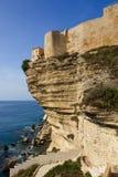 Bonifacio Citadel Stock Image
