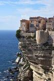 Bonifacio City, France Stock Image